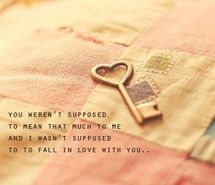Lock And Key Love Quotes Keys Love Quotes Unexpected Love