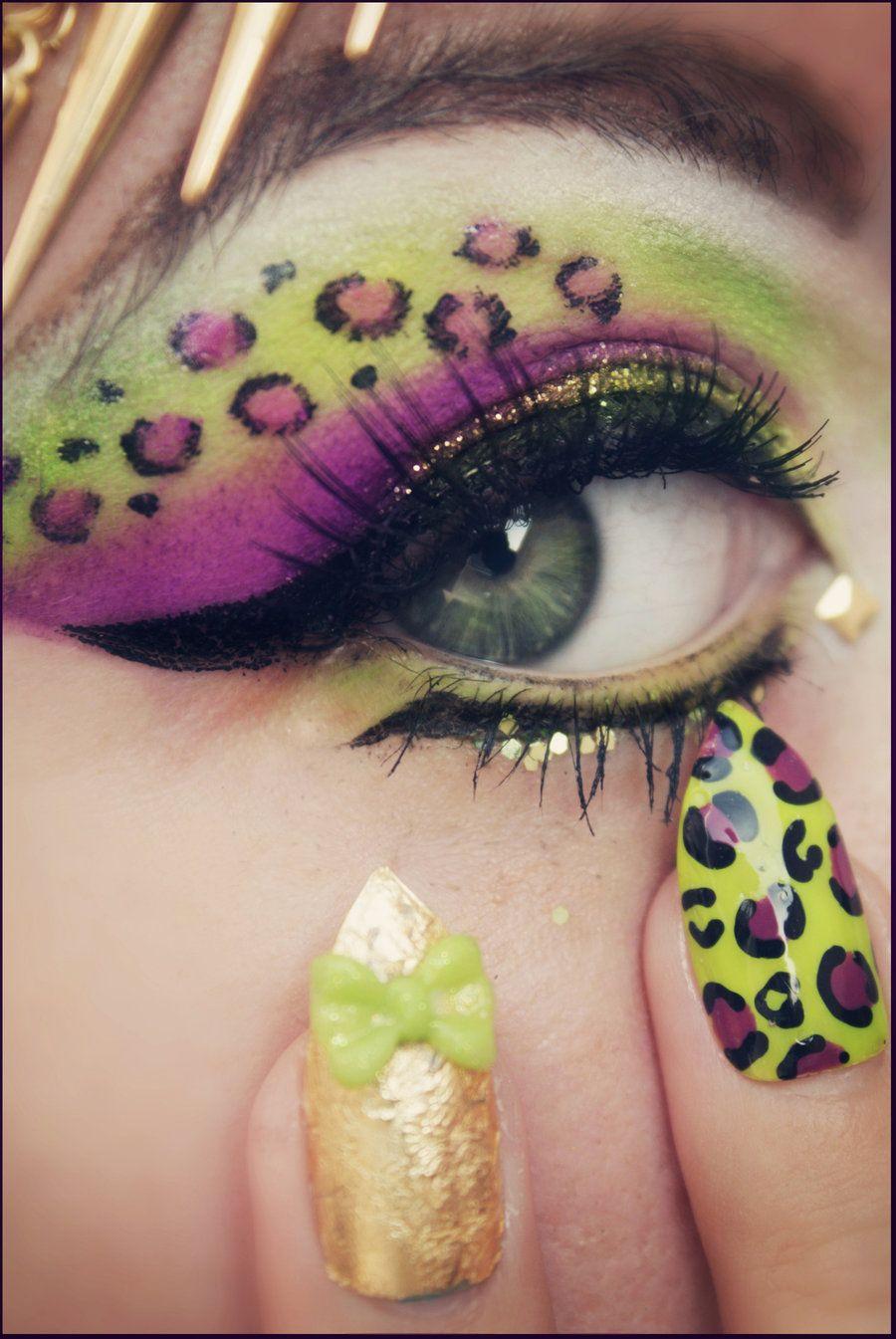 20 Creative Makeup Art Designs Prom Eye Makeup Creative Makeup