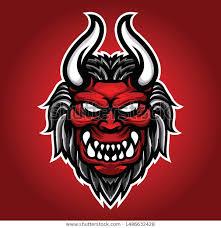 Google Image Result For Https Image Freepik Com Free Vector Oni Demon Mascot Logo 93536 125 Jpg