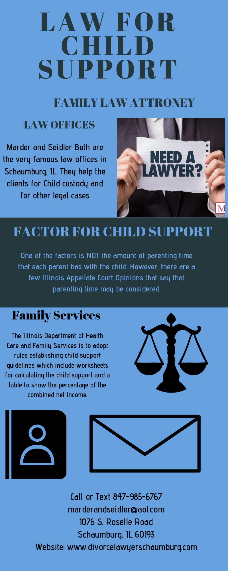 If You want to know about the Law for Child Custody or