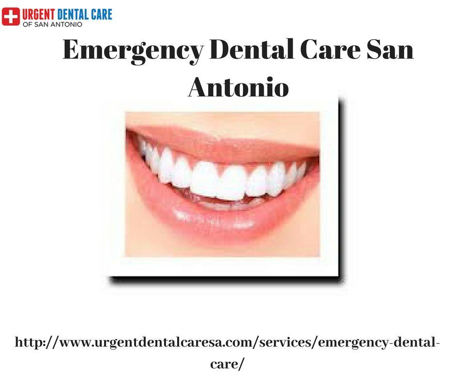 Emergency dental care san antonio service provided by