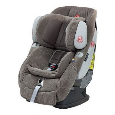 The Safeest Seat Ever Produced By Britax. The Safe-N-Sound Platinum