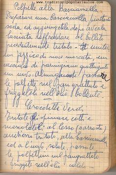 Photo of Polpette alla besciamella – Le ricette di Nonna Maria – Antiche r