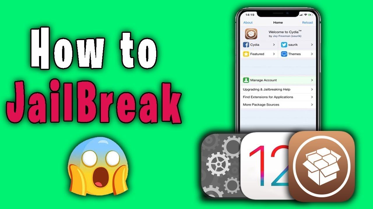 ios 12 jailbreak [ how to jailbreak ios 12 ] - cydia ios 12
