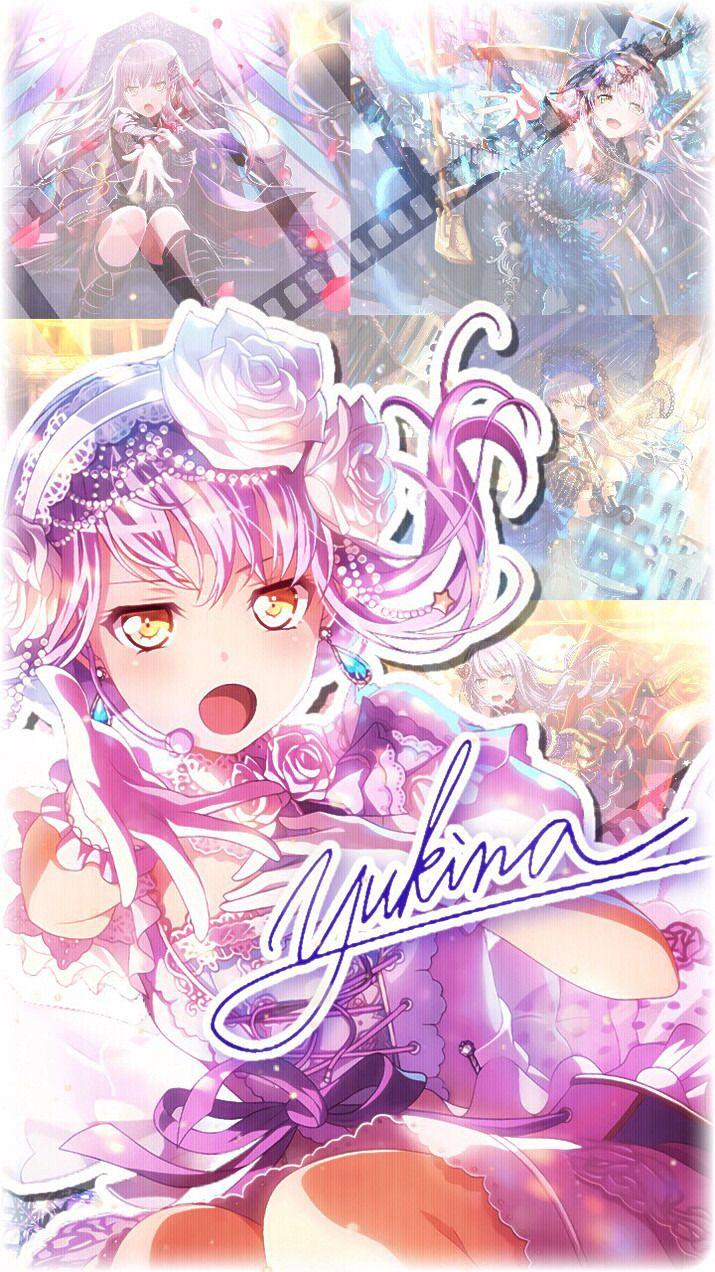 湊 友希那 壁紙 Dream Anime Anime Wallpaper Anime Songs