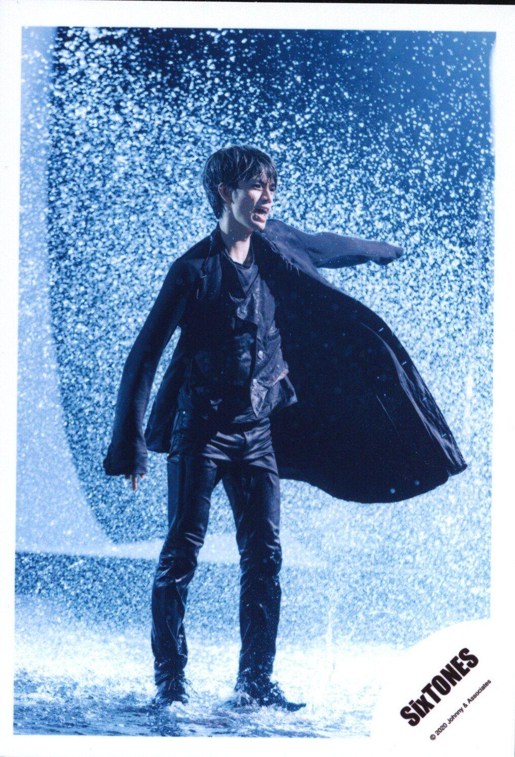 Imitation rain ストーンズ