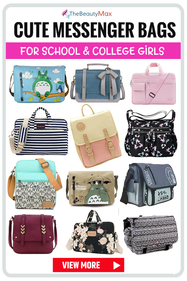 Best Cute Messenger Bags For College