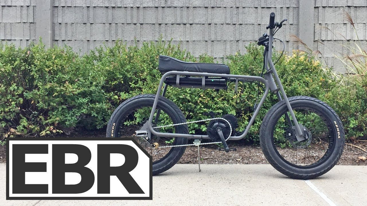 Lithium Cycles Super 73 Video Review - $3k Retro Minibike Electric ...