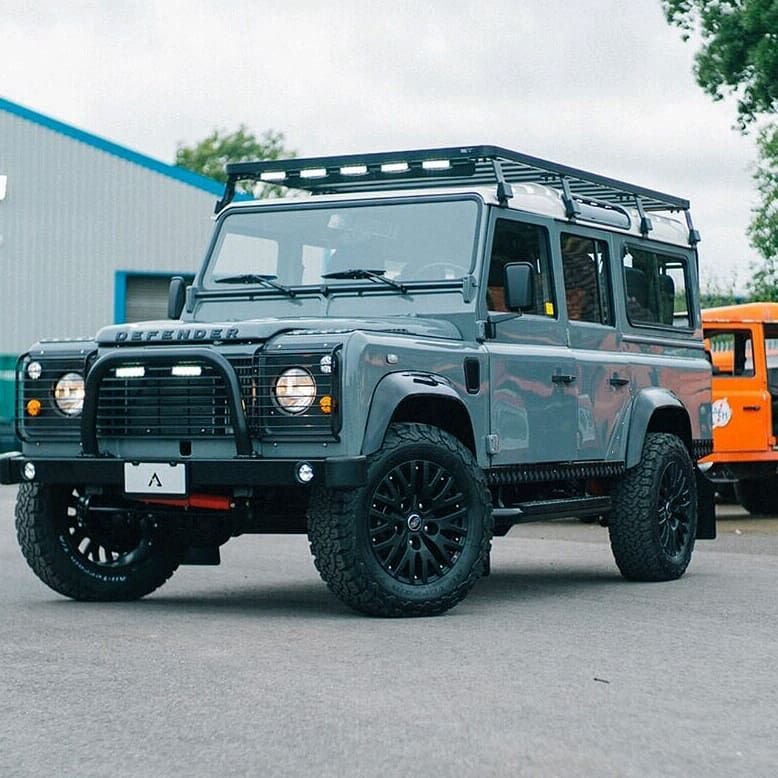 The Pennine 110 By Arkonik Follow Us Dailyoverland Landrover