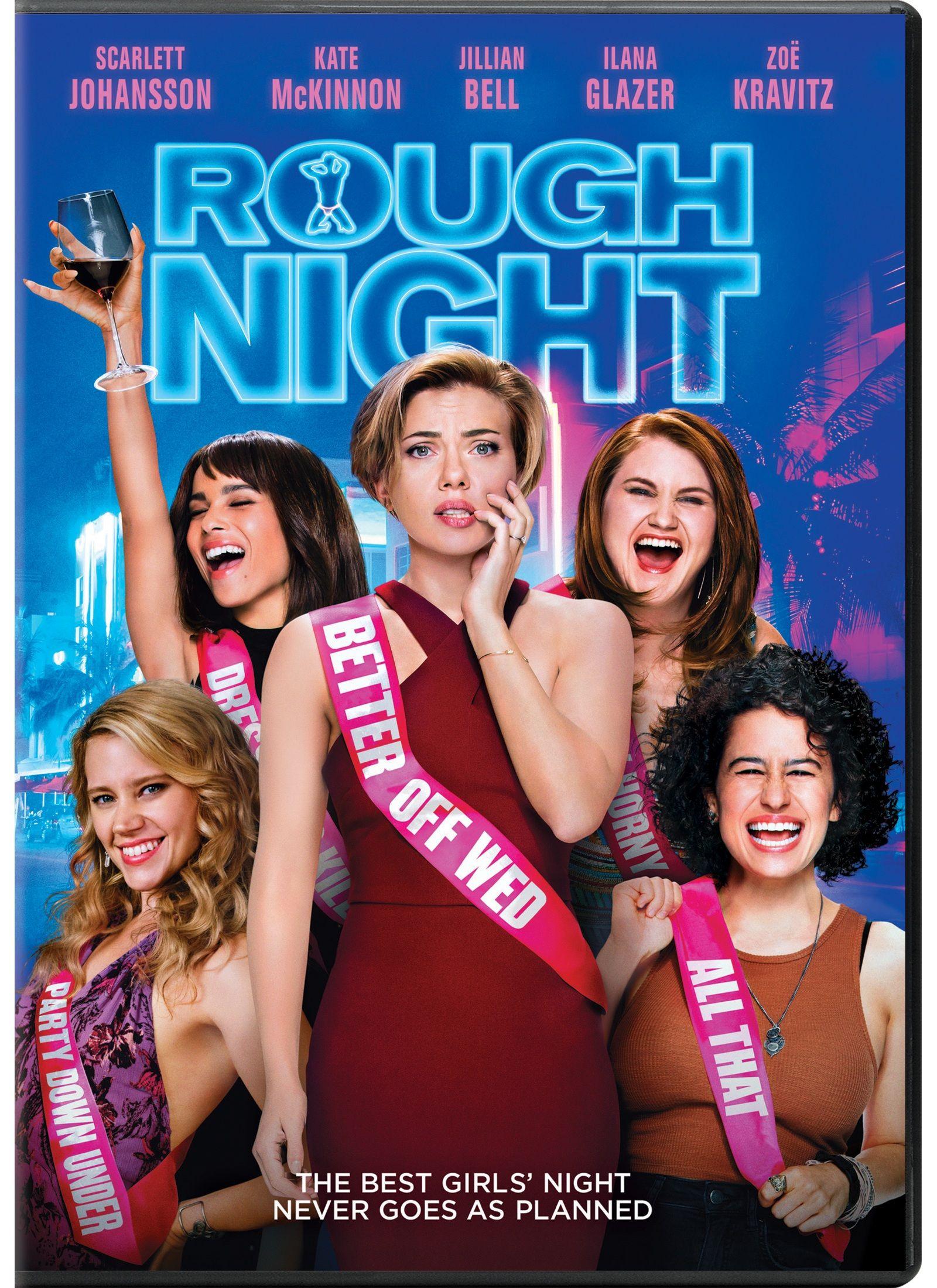 Amor En Fin Movie Online rough night (dvd) | rough night movie, movies online