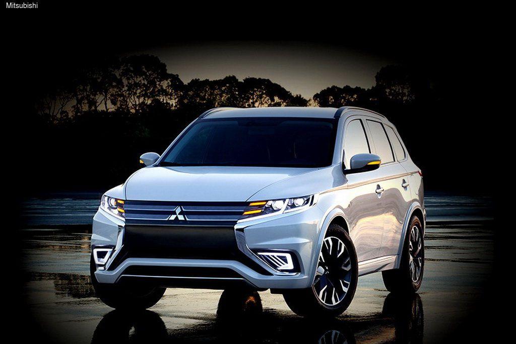 На стенде Mitsubishi в Париже состоится мировой дебют