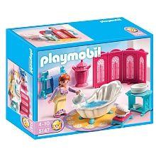 Playmobil - Salle de bains royale (5147) | Royal bathroom ...