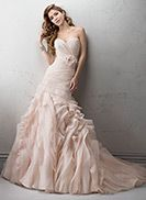 Maggie Sottero: Sorrento at Bellasposa Bridal Photography 11450 4th Street Suite 103-104 Rancho Cucamonga, CA 91730; 909-758-0176