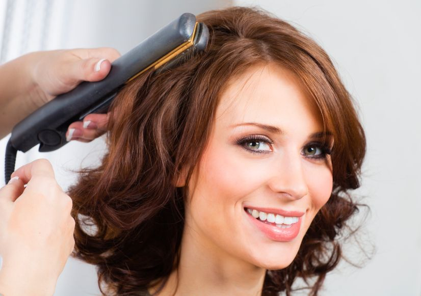Curl Your Hair With a Flat Iron - Hair - Pinterest - Spiral curls ...