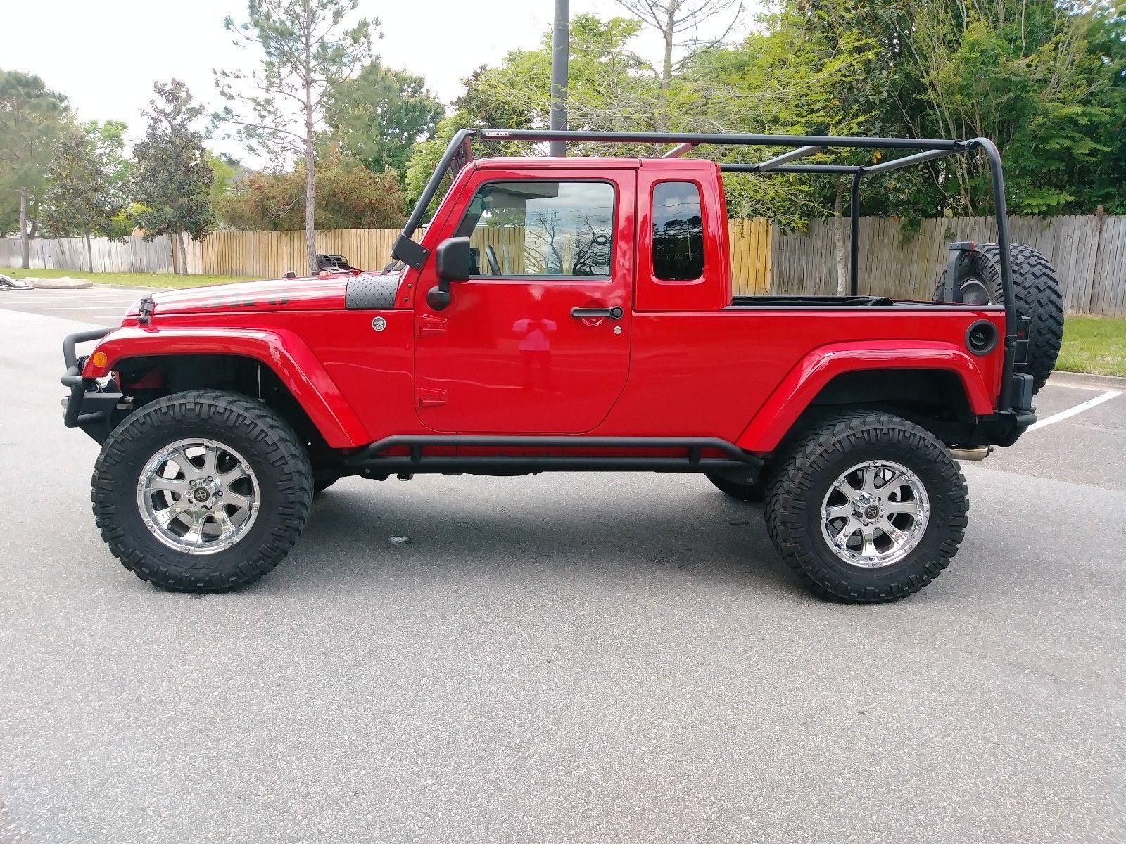 2012 Jeep Wrangler JK8 JK 8