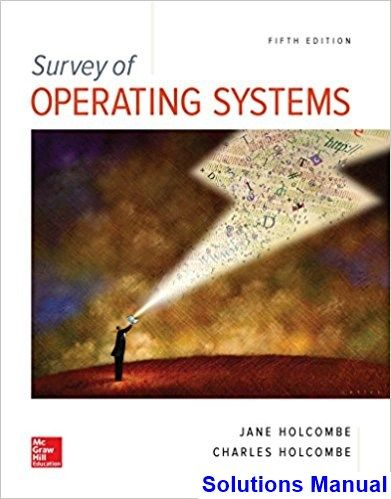 Examples of operating systems pdf