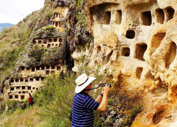Ventanillas de Combayo, Cajamarca  Perú.