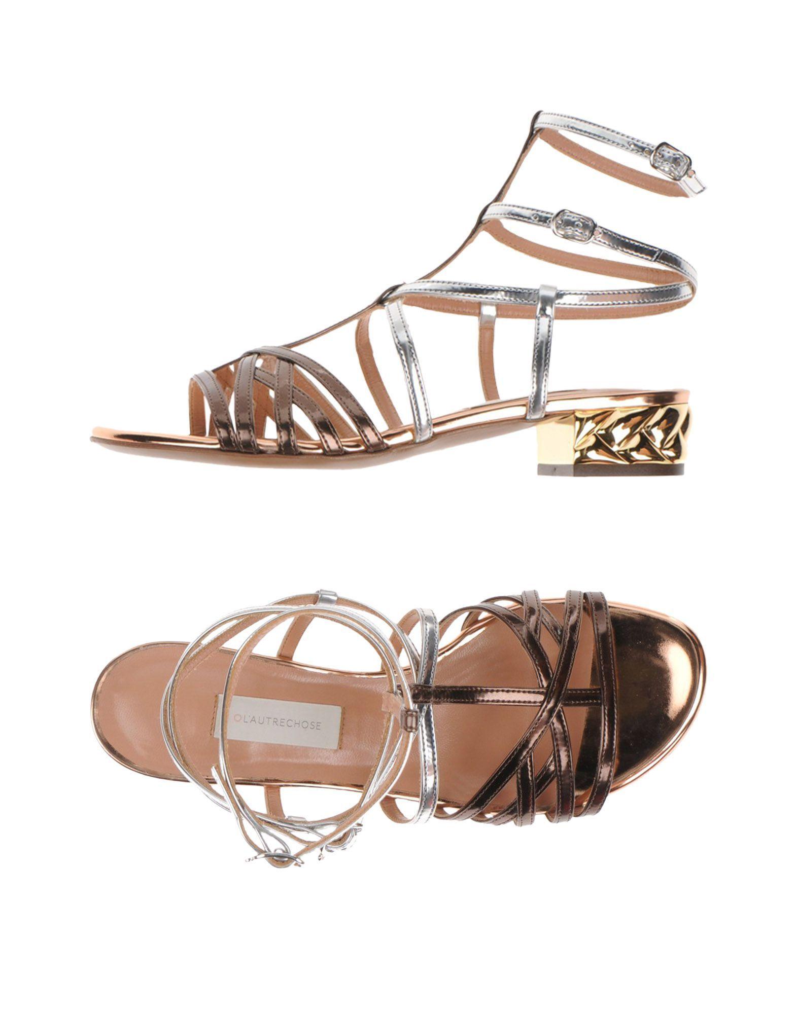 76073113fec7 L AUTRE CHOSE Sandals.  lautrechose  shoes