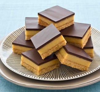 Best Caramel Slices Recipe Sweetened Condensed Milk Recipes Milk Recipes Chocolate Caramel Slice