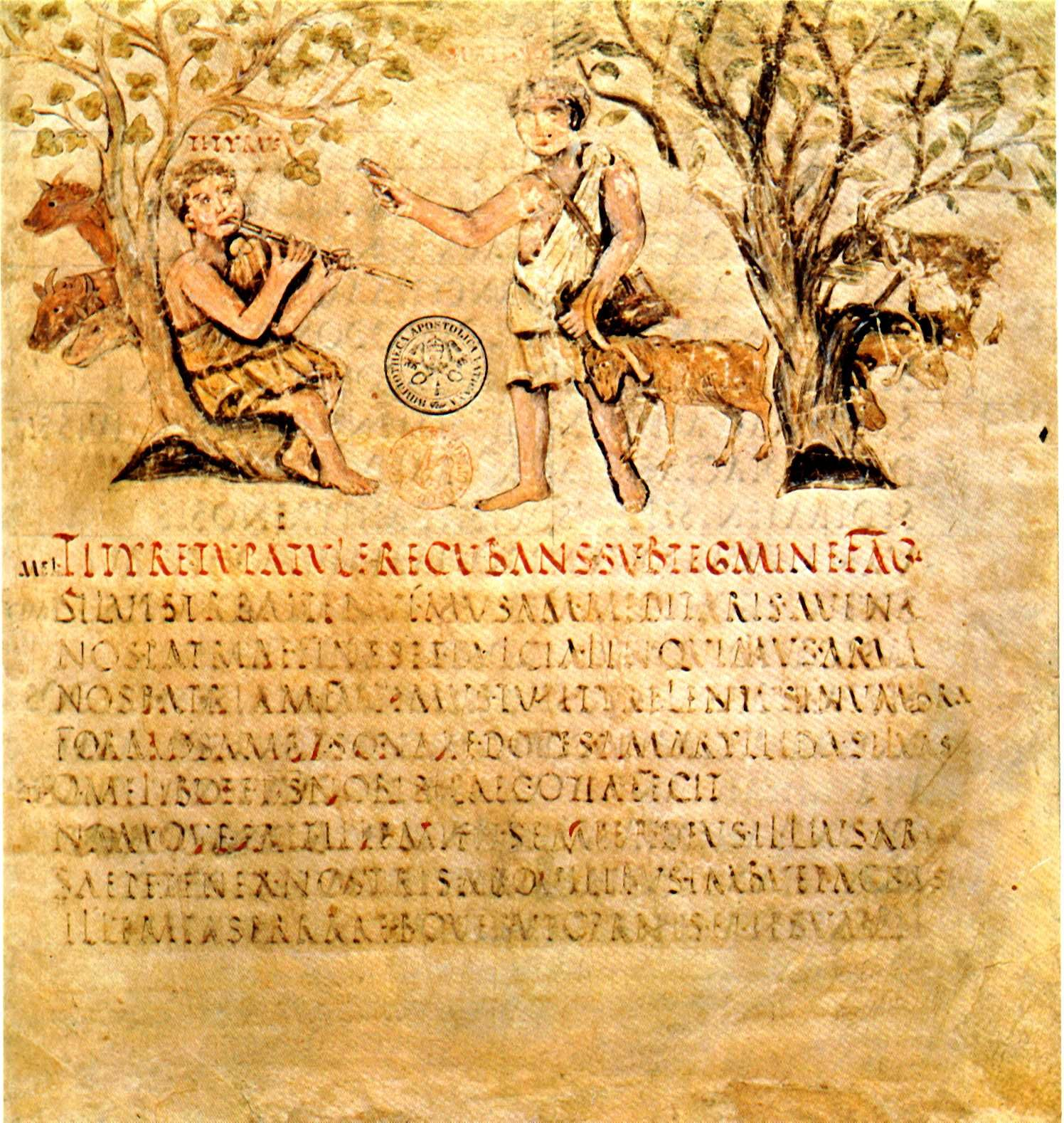 Ancient Medieval Literature: A Reading List Of Roman Classics