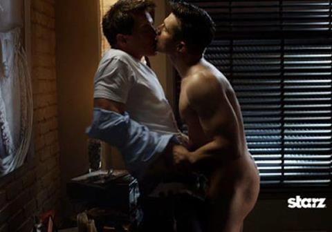 Torchwood is jack gay