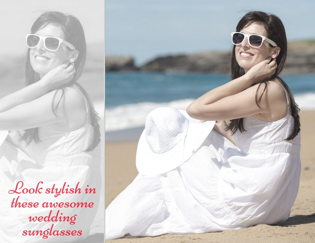 Look stylish in these awesome wedding sunglasses #wedding ...