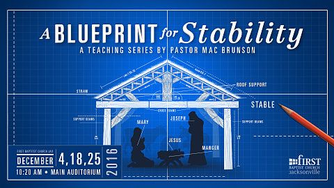 A blueprint for stabilitydr mac brunsonrst baptist church first baptist church led by senior pastor mac brunson is located in downtown jacksonville malvernweather Images