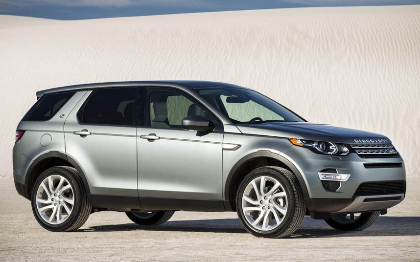 10 great 4x4 SUVs coming in 2016 Land rover discovery