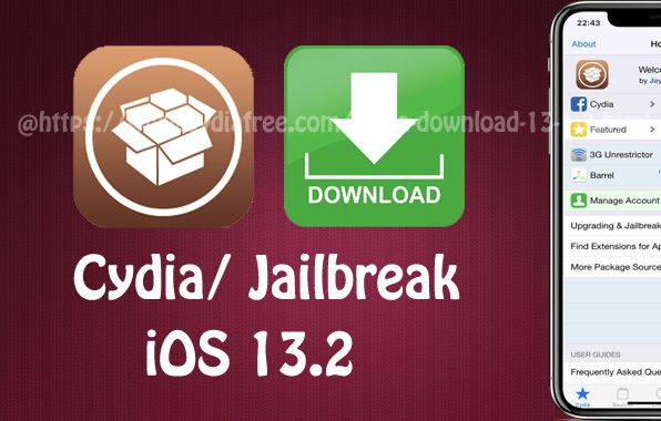 Cydia Download iOS 13.2 with CydiaFree! Ios, Latest ios
