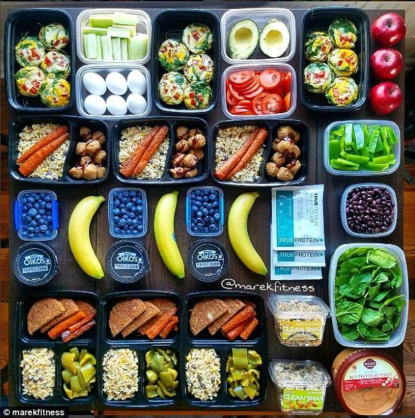 Pin on Meal Prep • Cooking made Easy