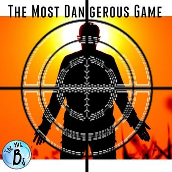 The Most Dangerous Game Critical Thinking Questions Ccss  Tpt  Have Students Engage With The Short Story The Most Dangerous Game By  Richard Connell By Working Through Three Different Levels Of Critical  Thinking