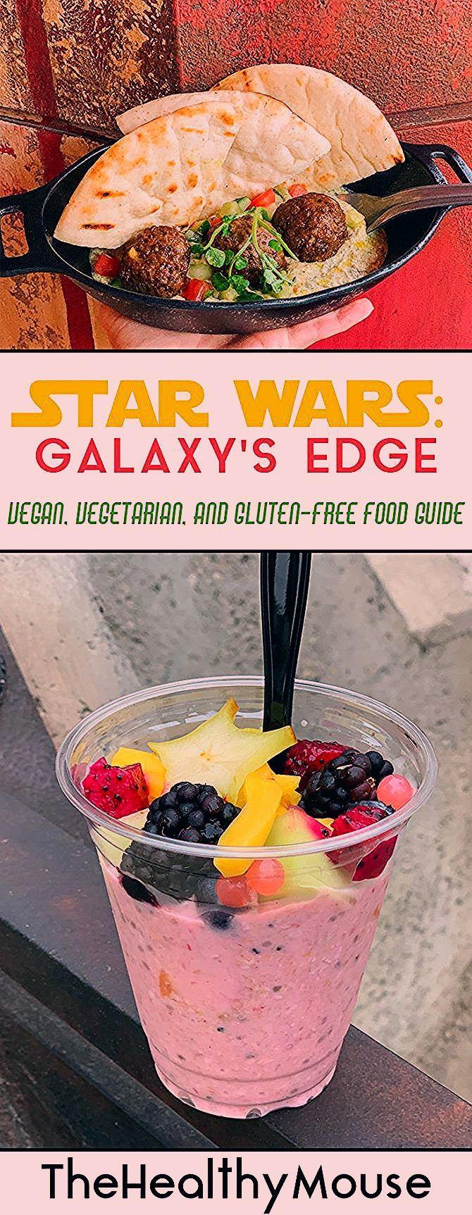Star Wars: Galaxy's Edge Vegan, Vegetarian, and Gluten-Free Food Guide