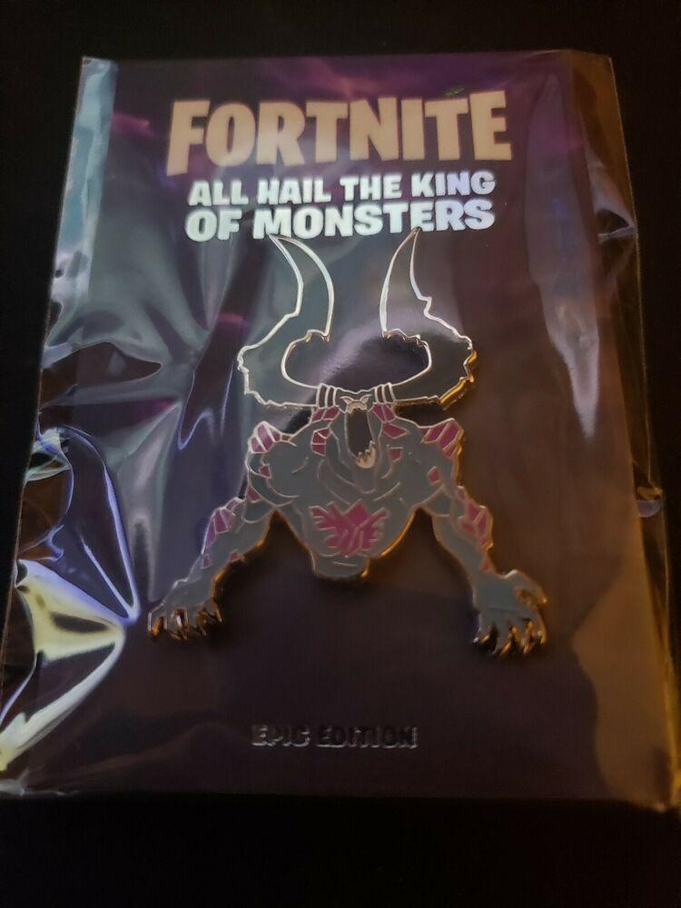 Fortnite Storm King Pin #fortnite #fortnitebattleroyale