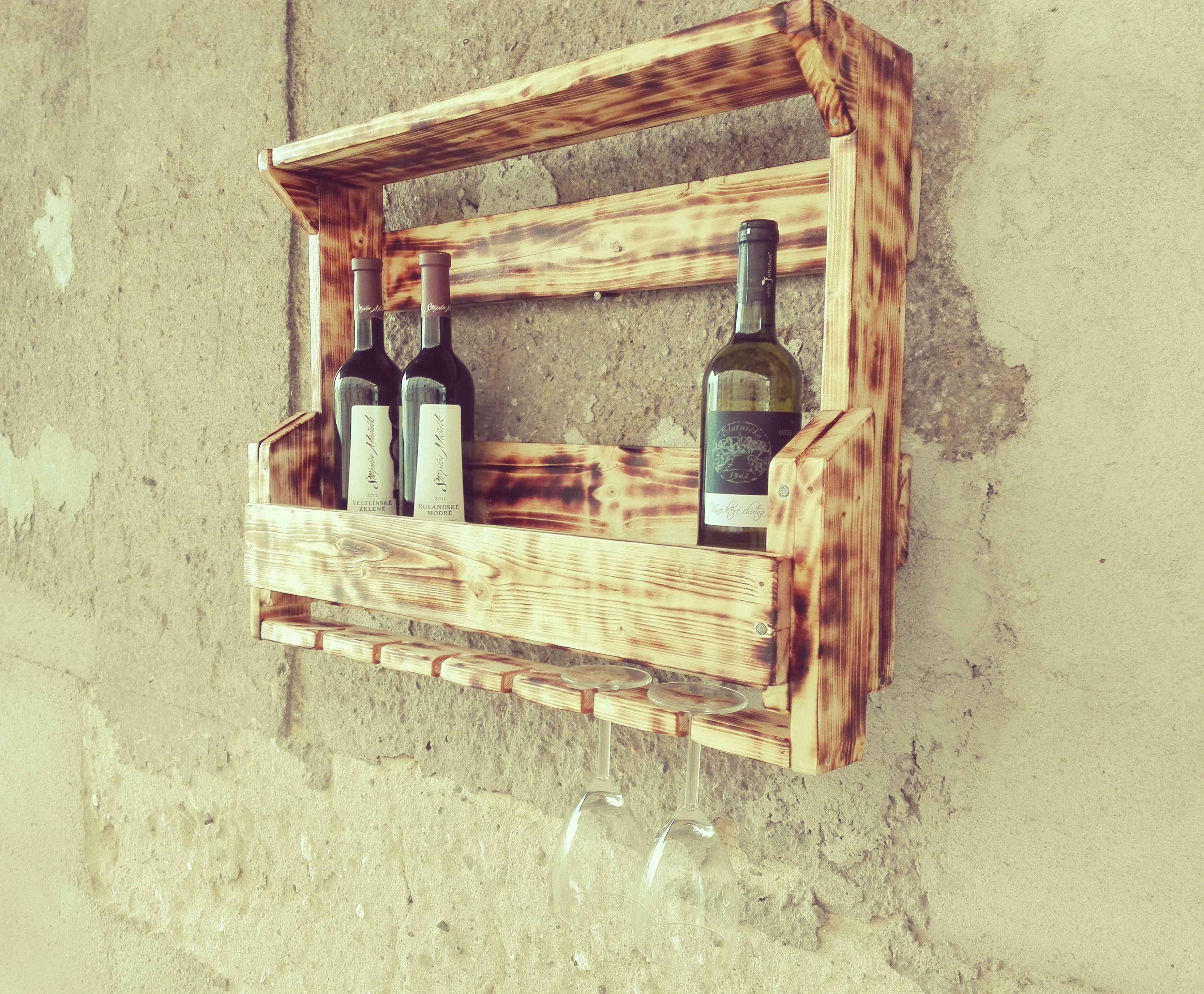Pin by Stará Krása on Stojany na víno - wine racks | Pinterest ...