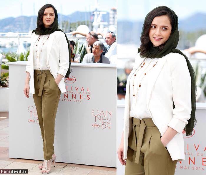 Taraneh Alidoosti #Cannes2016