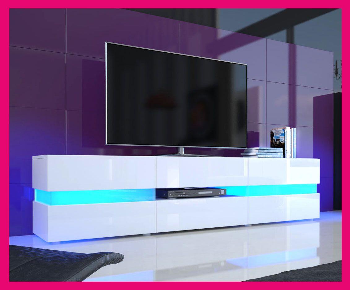 Meuble Tv Laqu Table Basse T L Vision Armoire Salle Manger  # Table Basse Pour Televiseur