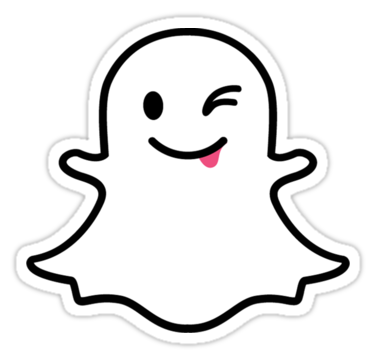 Snapchat Ghost By Cocomishelle Small Size Please Ghost Cartoon Snapchat Drawing Drawing Projects