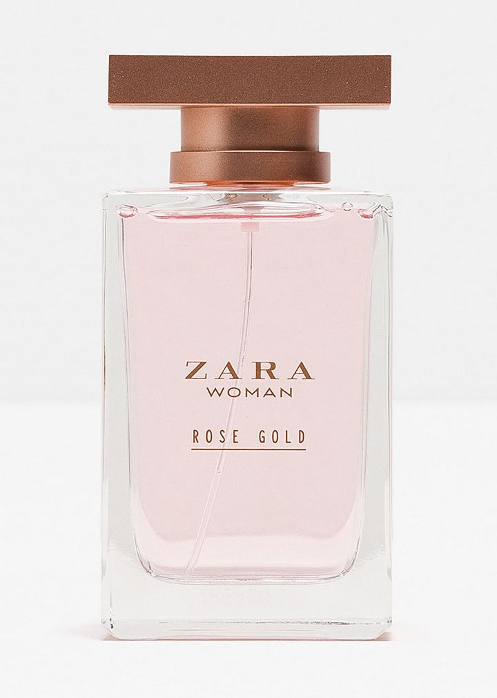 Zara Woman Rose Gold Zara For Women Pictures All My Scents In 2019
