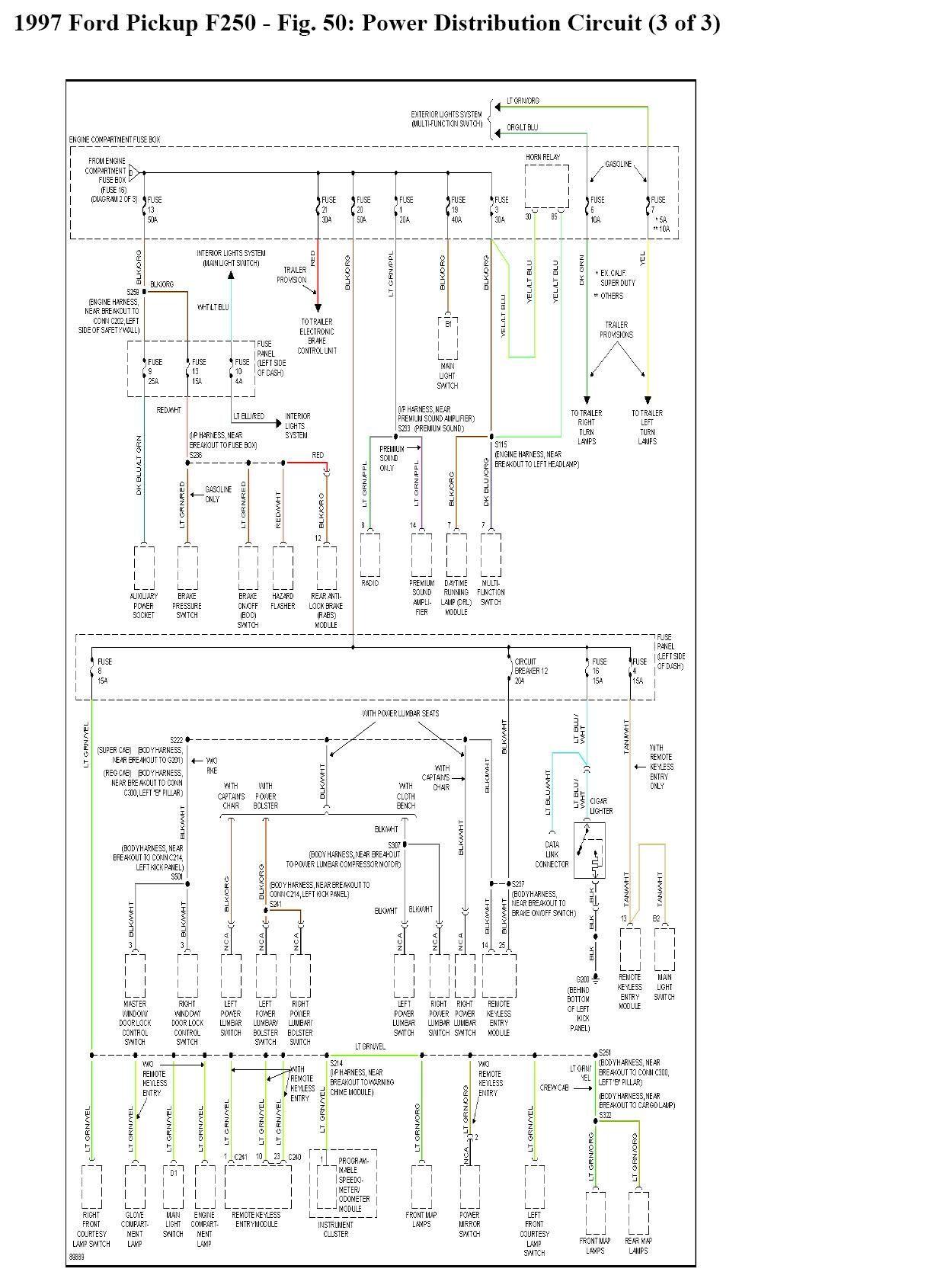 1997 7.3 Powerstroke Wiring Diagram from i.pinimg.com