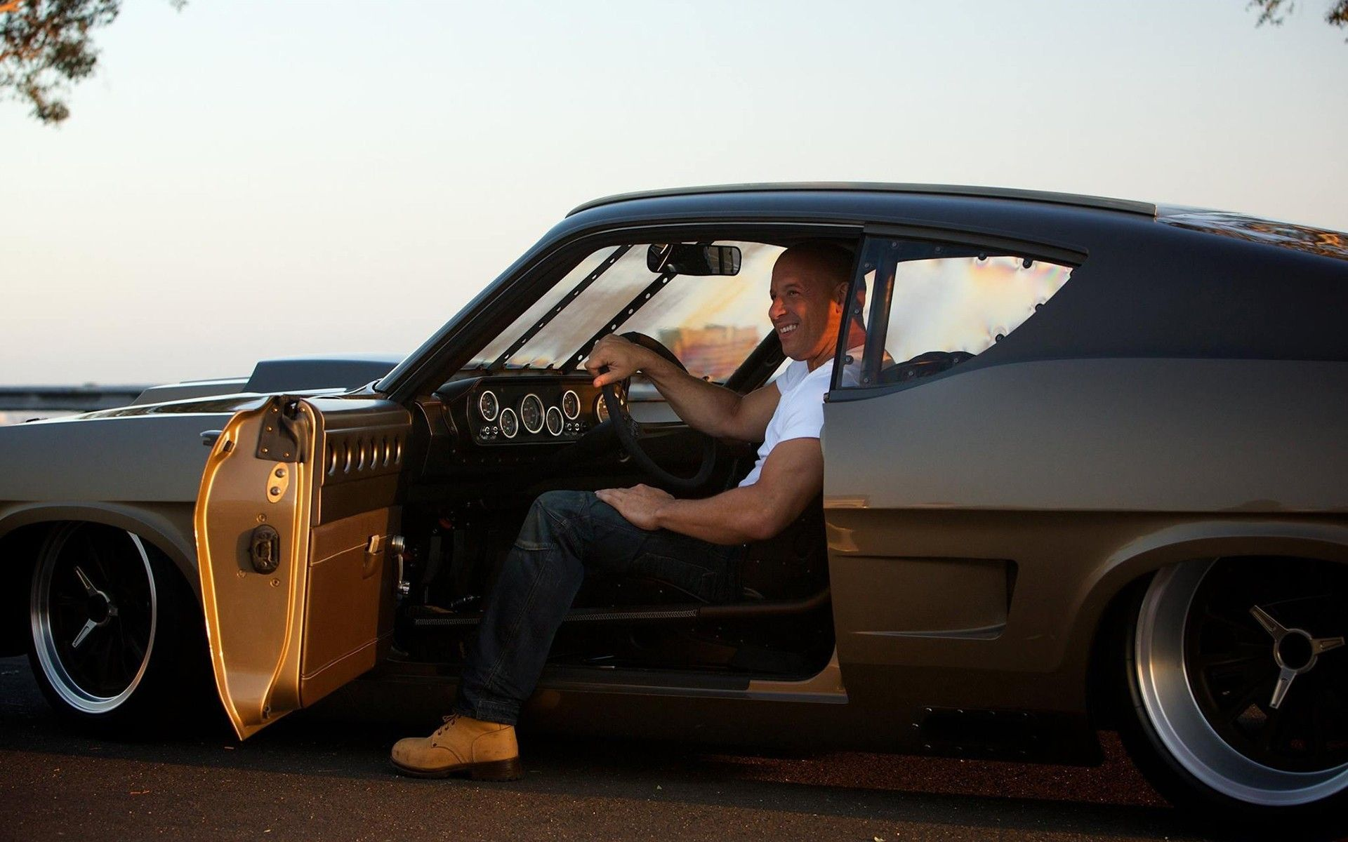 Vin Diesel Car Wallpaper Hd Zbo Movie Desktop Hd Wallpapers