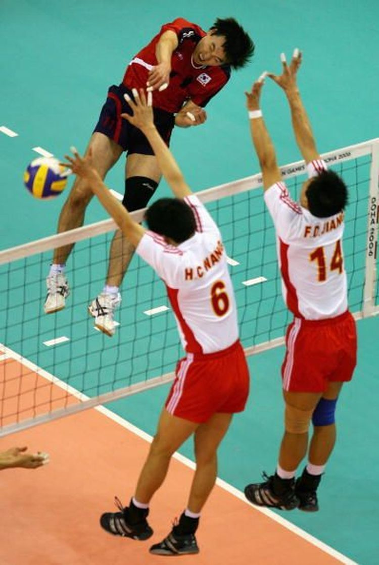 The Outside Hitter Volleyball Position Explained Volleyball Positions Volleyball Volleyball Skills