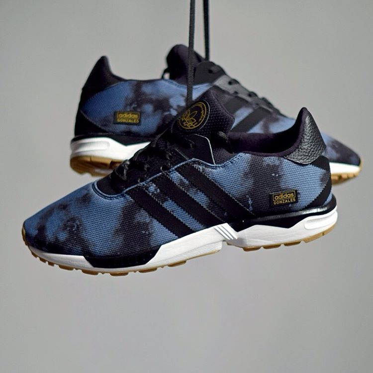 sports shoes 9c532 9c5bf adidas Skateboarding ZX Gonz Tie & Dye | Sneakers: adidas ...