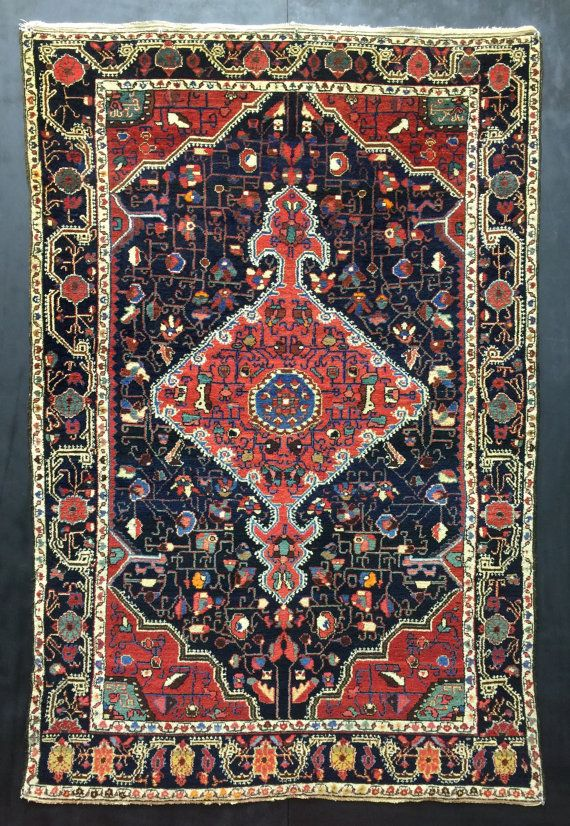 Antique persian kurdish bidjar rug by nazmiyal pinterest white sofas and oriental also