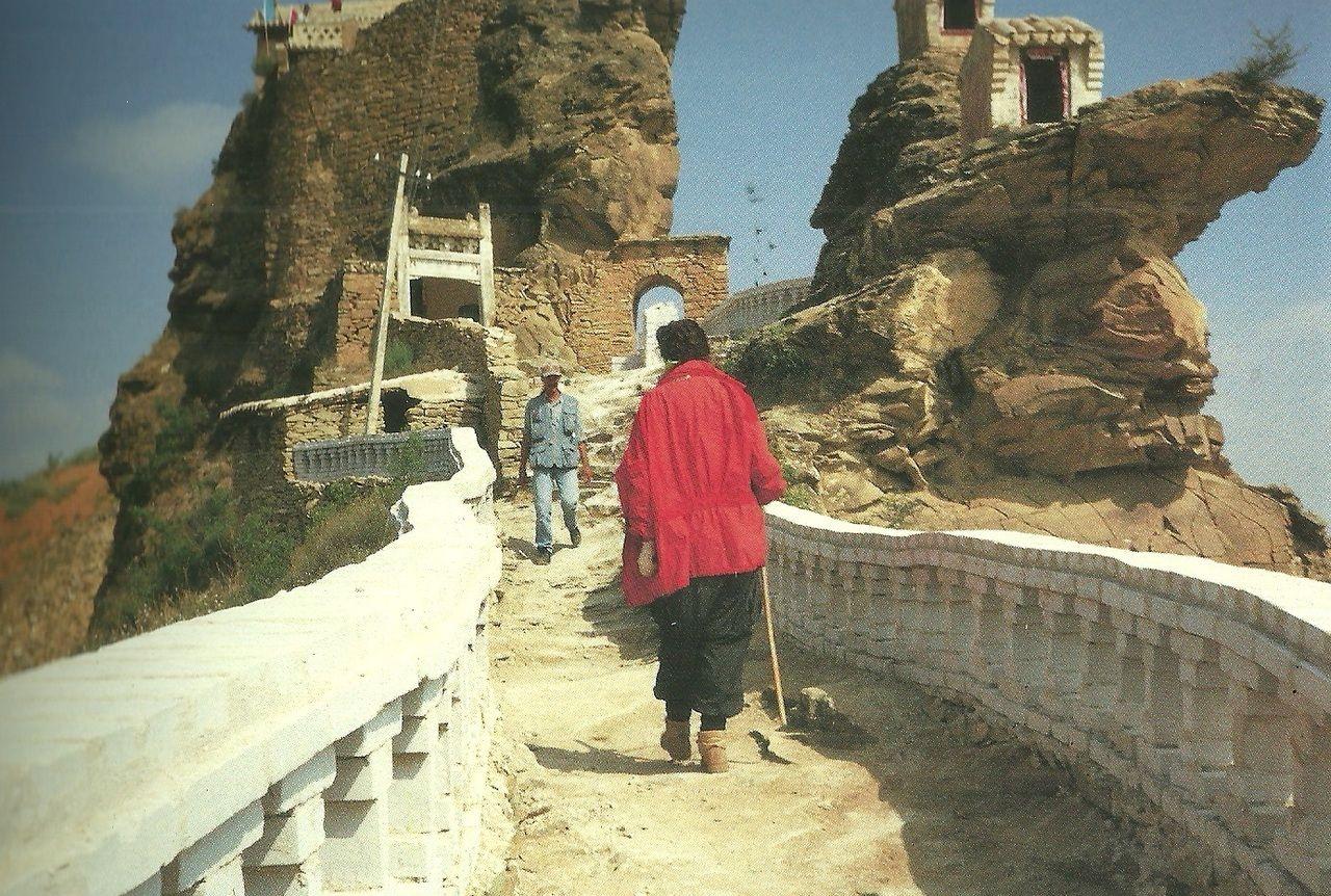 Marina Abramovic Ulay Great Wall Walk 1988 Arte Relacional Inspiracao De Arte Artes Visuais