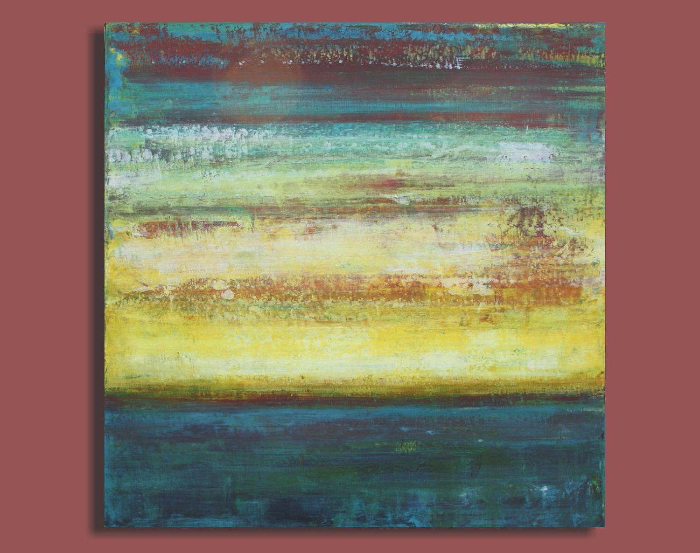 Ocean of Dreams (24x24) Original Acrylic Wall Decor - Sage Mountain ...