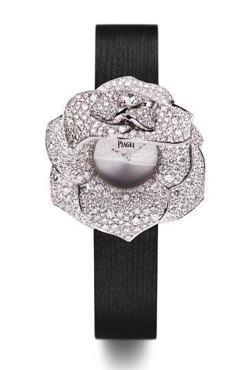 77d84ff8715  Limelight High Jewellery Rose Secret  watch