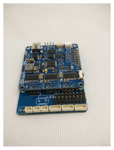 New #Alexmos #Expansion #Board with PWM and SPI encoder connections and on board bluetooth.