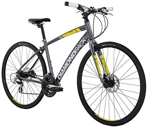 2016 Womens Clarity 2 Complete Performance Hybrid Bike Dark Silver 18 Inch Medium Click Image To Review More Details This Is An Affiliate