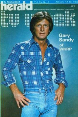 gary sandy net worth