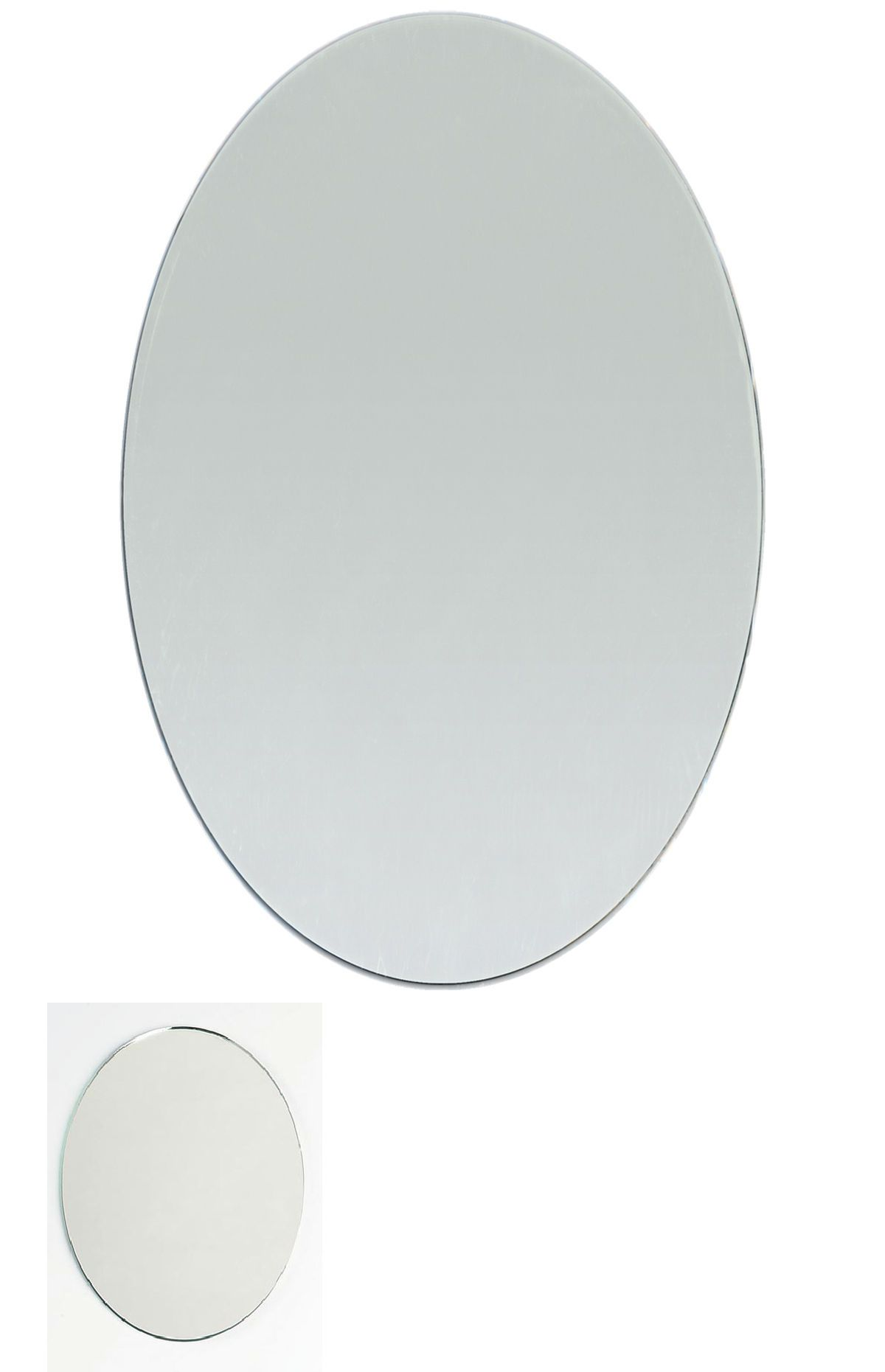 Other Craft Wholesale Lots 45077 6 X 8 Inch Glass Craft Oval Mirrors Bulk 100 Pieces Oval Mirror Mosaic Tiles Mosaic Tile Mirror Mirror Mosaic Mosaic Tiles
